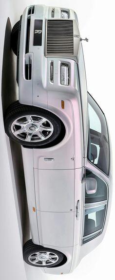 Rolls Royce Phantom Serenity by Levon