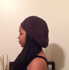 Frizz Free Protective Lined Beanie Hat Great for Natural 3719a39dbb22