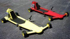 diy wooden go kart - Google Search