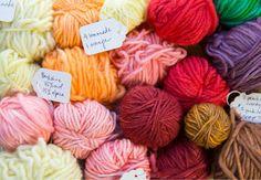 Kool-Aid Dyed Yarn  on Creativebug