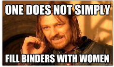 Mitt Romney's Binder Full of Women Gets Its Own Tumblr Before Debate's Even Over