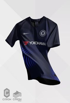 f9a007b0452 Chelsea Football Club Nike Vapor Knit Strike Third Kit 2018-19