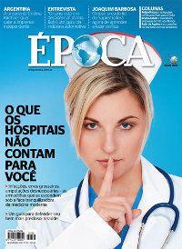 Época foi a primeira revista do Brasil a lançar um aplicativo para Apple.