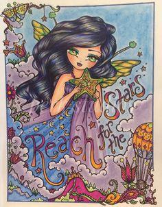 110 Hannah Lynn Completed Pages Ideas Hannah Lynn Fairy Art Art
