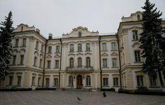 Fighting corruption, Ukraine starts to judge its judges Palace, Louvre, Mansions, House Styles, World, Building, Kiev Ukraine, Judges, Travel