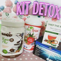 kit detox snep)