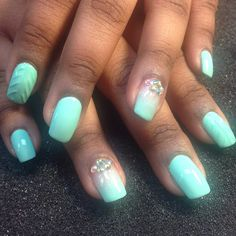 Summer is here nail art