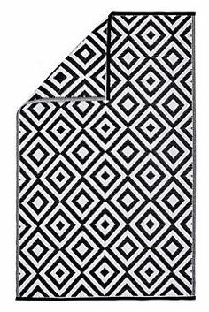 Outdoor-Teppich schwarz weiss jetzt bei weltbild.ch bestellen