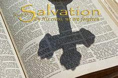 Salvation By His Cross Isaiah Robyn Stacey