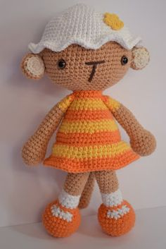 Amigurumi. I want to make this one day