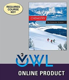 OWLv2 (with Student Solutions Manual) for Moore/Stanitski's Chemistry: The Molecular Science, 5th Edition