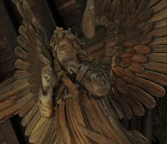 The Angel Roofs of East Anglia - 2. Norfolk, Locations A to G