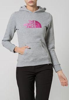 The North Face DREW PEAK - Bluza - heather grey za 174,3 zł (08.08.16) zamów bezpłatnie na Zalando.pl.