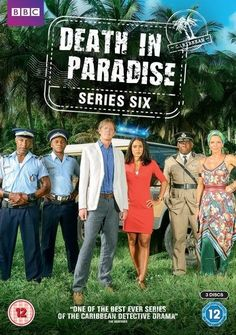 Death in Paradise: Series 6 [Regions 2,4] - DVD - New - Free Shipping.  | eBay