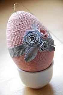 Easter Crafts Designs and Ideas are made to fit time to celebrate the return of Spring also. Easter Crafts Designs and Ideas include huge selection of personalized Easter items. Easter Crafts For Adults, Easter Egg Crafts, Easter Projects, Easter Egg Designs, Easter Activities, Craft Activities, Easter Crochet, Easter Holidays, Easter Wreaths