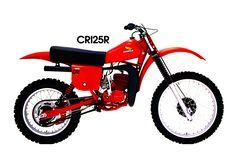 1979 Honda CR125R Elsinore