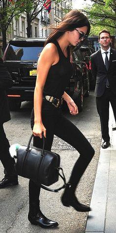 Kendall Jenner, blow the belt.