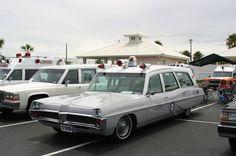Pontiac Pro Car Classics Ambulances
