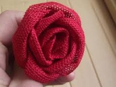 Click the image to open in full size. Silk Ribbon Embroidery, Hand Embroidery, Needle Lace, Crochet Flowers, Knots, Needlework, Collars, Sewing, Knitting