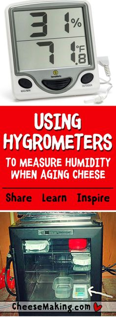 Using Hygrometers to Measure Humidity
