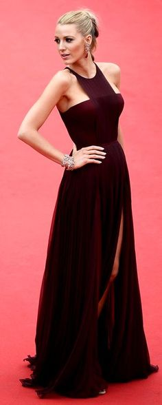 Look like Blake Lively (CANNES Film Festival with Faviana Style Coming soon! Blake Lively Moda, Blake Lively Cannes, Blake Lively Style, Blake Lively Fashion, Blake Lively Wedding, Blake Lively Dress, Elegant Dresses, Pretty Dresses, Evening Dresses