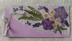 bookmark, pressed flowers, handmade, diy