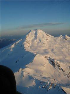 Taken at 11,900 feet in a Cessna 172 over Mount Baker. - JeffreyA.Lustick