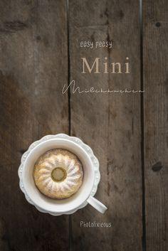 Das einfachste Kuchen-Rezept der Welt - easy peasy Mini-Milchkuchen