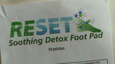 Do Detox Foot Pads detox you?
