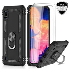 Case for Galaxy A20e Case Flexible Gel Rubber Soft TPU Silicone Cover Case Protective Bumper Full Body Protection Shockproof simple Style Design Back Cover for Galaxy A20e Black,Arm
