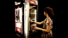 Worlds 1st commercial interactive fridge created by TKM9 and CCA.  Combining the…