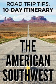 Perfect American Southwest Road Trip Itinerary in 10 Days - - Thinking of planning a Southwest road trip? This detailed itinerary will help make sure you see the very best of the American Southwest. Road Trip Map, Road Trip Destinations, Road Trip Hacks, Honeymoon Destinations, Road Trip Quotes, Cross Country, Country Roads, Cities, Las Vegas