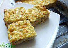 Tartă cu DOVLECEL, MORCOV și TELEMEA – absolut delicioasă – LaTAIFAS Virginia, Dairy, Cheese, Food, Essen, Meals, Yemek, Eten