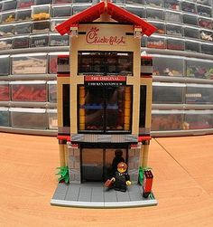 1000 images about lego city on pinterest lego city for Model chicken set