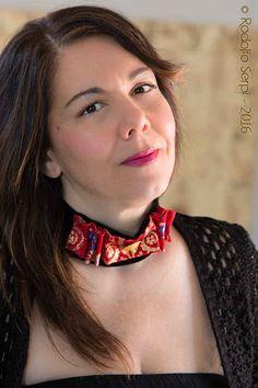 The Creative Art - Cagliari: Le interviste: Tiziana Cabboi - pittrice e creatrice accessori moda.