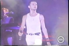 """Depeche Mode - """"Enjoy the Silence"""" - Archives Concert Series, The World Violation Tour, August 4th, 1990 by Depeche Mode. Video Recorded: August 4th, 1990"""