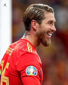 Short Hair Lengths, Short Hair Styles, Sergio Ramos Hairstyle, Soccer Player Hairstyles, Ramos Haircut, Short Quiff, Ramos Real Madrid, Charlotte Flair Wwe, Haircut Images