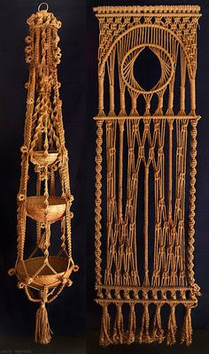 And can't forget Macramé.