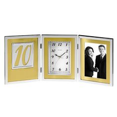 Picture Frame Clock On Pinterest Family Clock Picture