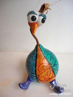 Juliana Claro:  - Aves tooo cute!