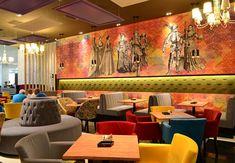 LollyPop Restaurant & Café by Creativ Interior Studio, Bucharest – Romania » Retail Design Blog