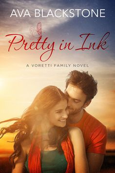 Liv needs a fake boyfriend whose name matches her tattoo. But can she survive a month with her childhood crush without falling in love for real? Find out in PRETTY IN INK--a standalone contemporary romance from Ava Blackstone's Voretti Family series.