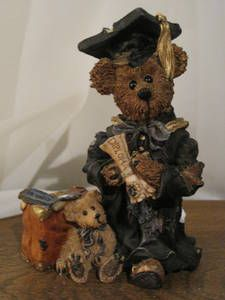 Boyds Bear Collectible