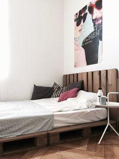 Hereinspaziert! 10 neue Wohnungseinblicke | Foto von Mitglied The_Resa #SoLebIch #interior #interiordesign #interiorinspo #scandi #skandi #scandinavianliving #scandinaviandesign #schlafzimmer #bedroom