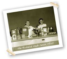 The Pickwick - Soda Fountain and Pharmacy in Greenville, SC since 1947