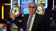 Holy Jackpot Batman. Adam West debuts the Classic Batman TV Series Slot Game at Pechanga.