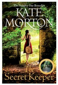 """Read """"The Secret Keeper"""" by Kate Morton available from Rakuten Kobo. Kate Morton's heart-breaking novel, The Secret Keeper, is a spellbinding story of mysteries and secrets, murder and endu. I Love Books, Great Books, Books To Read, My Books, Amazing Books, Story Books, The Journey, Kate Morton Books, Mystery"""