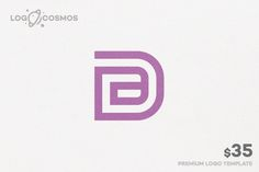 Digital Agency - Letter D & A Logo by @Graphicsauthor