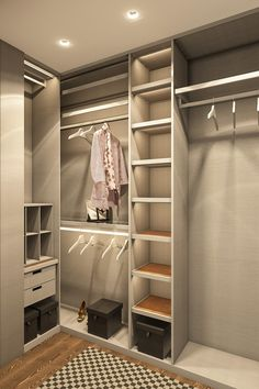 41 Trendy Home Improvement Basement House Wardrobe Room, Wardrobe Design Bedroom, Master Bedroom Closet, House Furniture Design, Interior Design Living Room, Closet Space, Walk In Closet, Home Studio Desk, Home Library Rooms