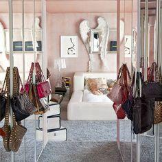 dressing room ENVY! via #housetohome
